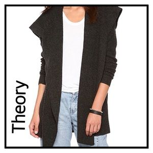 Theory Winxie Open Cardigan